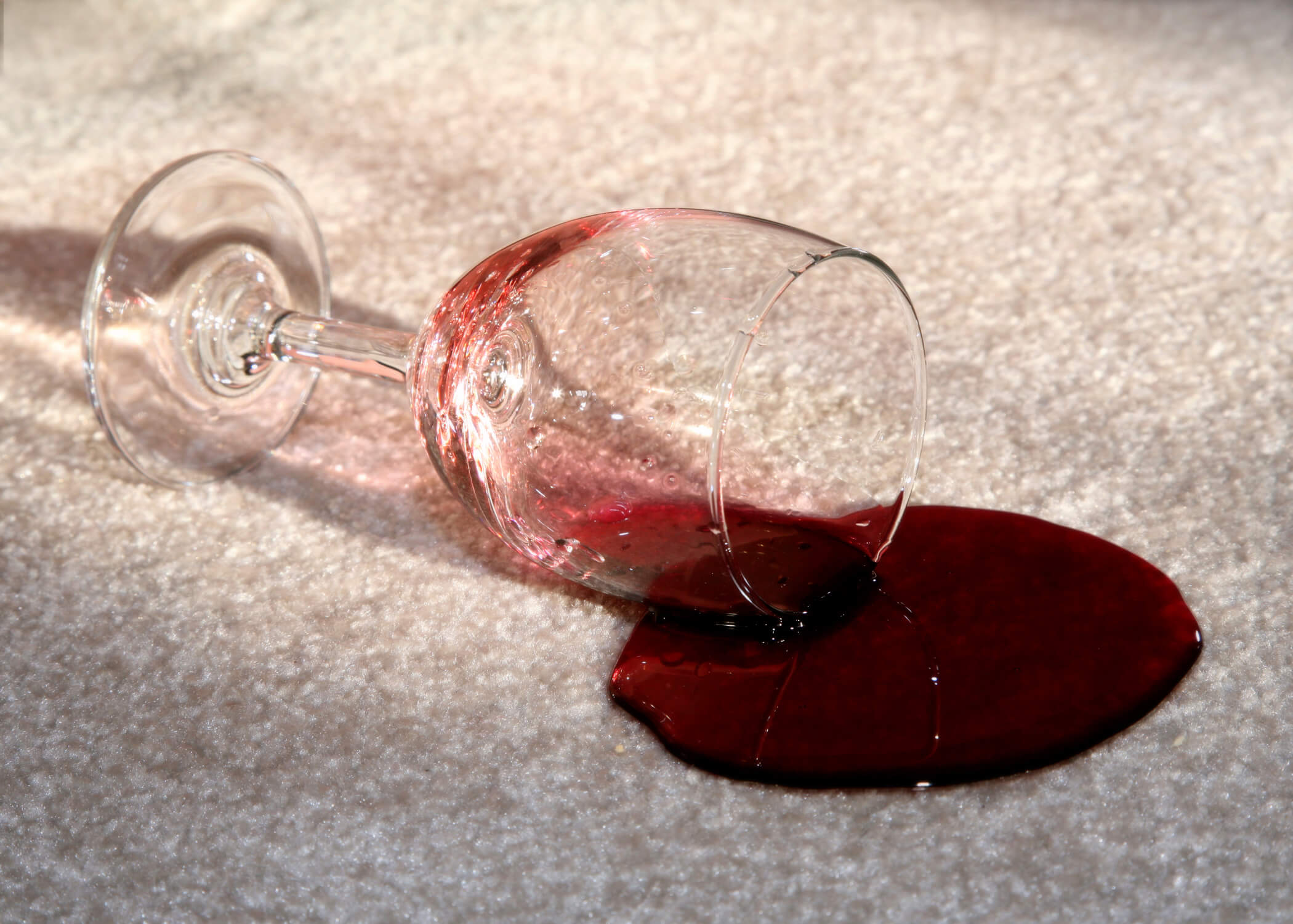 Repeated Cleanings Still See Returned Stain