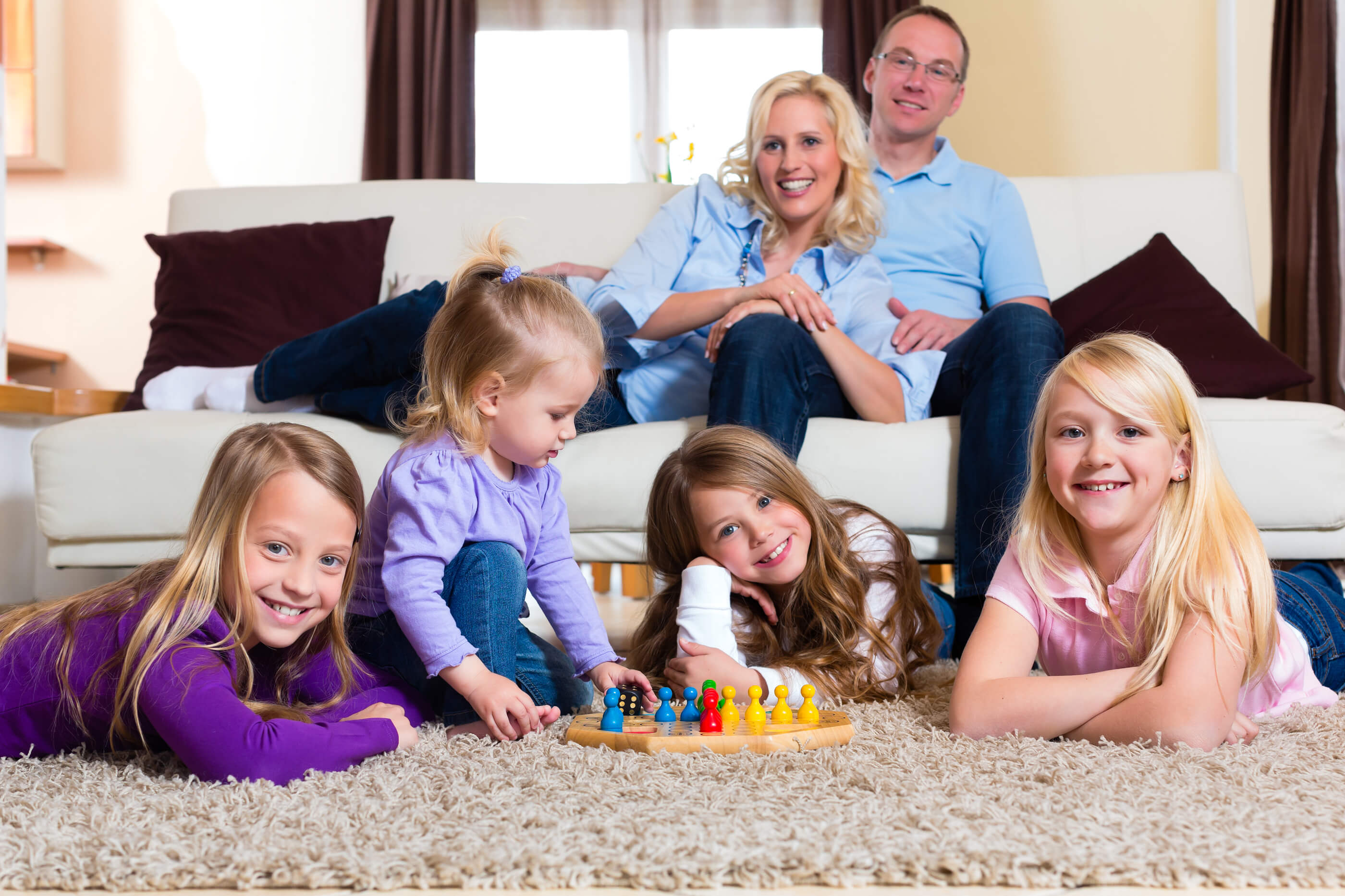 Keep Your High-Traffic Rugs Clean