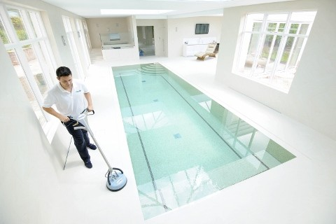 professional tile & grout cleaning