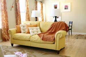 importance of upholstery cleaing